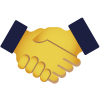 icon of shaking hands